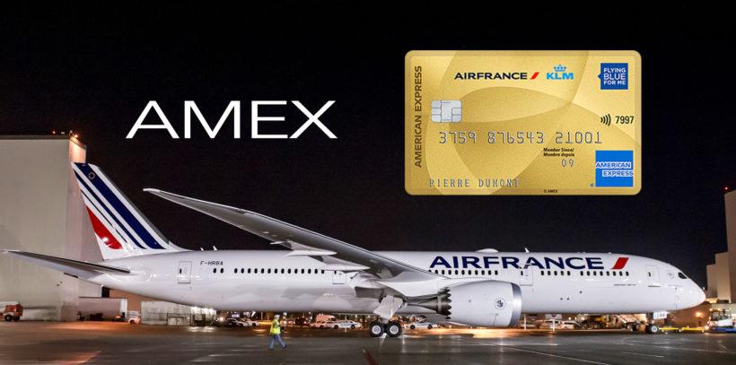 Amex Air France