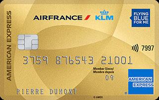 Amex Gold Air France
