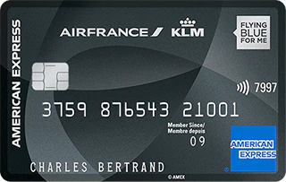 Amex Platinum Air France