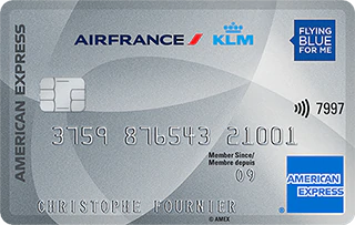 Amex Silver Air France